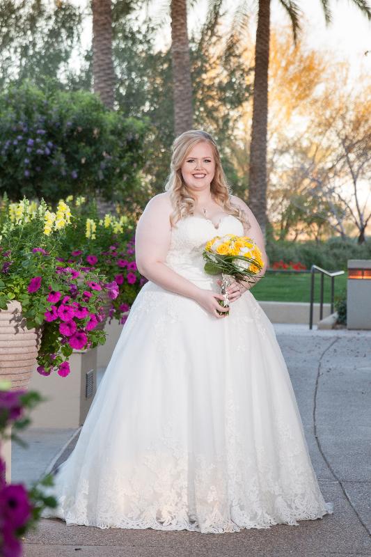 Alexis finc wedding