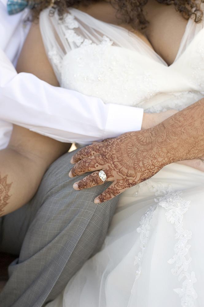 Gigi\'s Las Vegas Wedding - Strut Bridal Salon