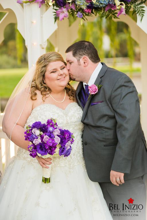 Amanda 39 s super sparkly ballgown wedding dress strut for Super plus size wedding dresses