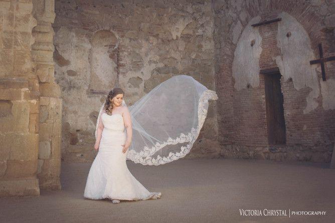 Christina Trumpet wedding dress