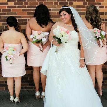 Vanessa's 700 Mile Wedding Dress Journey