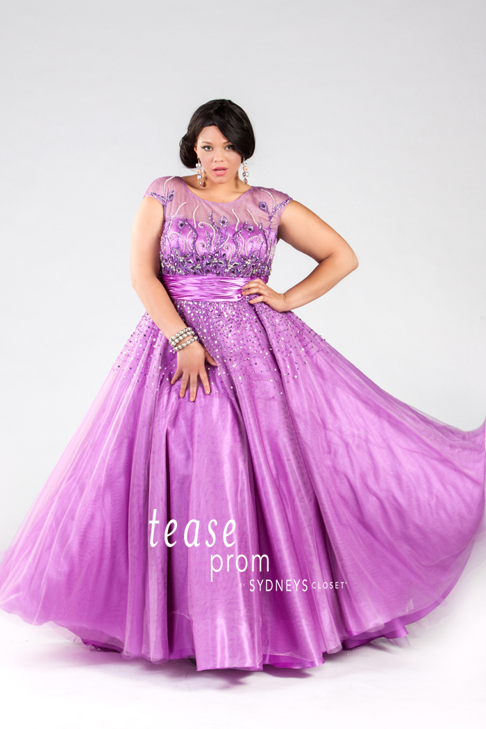 Plus Size Prom Dresses Are In Strut Bridal Salon