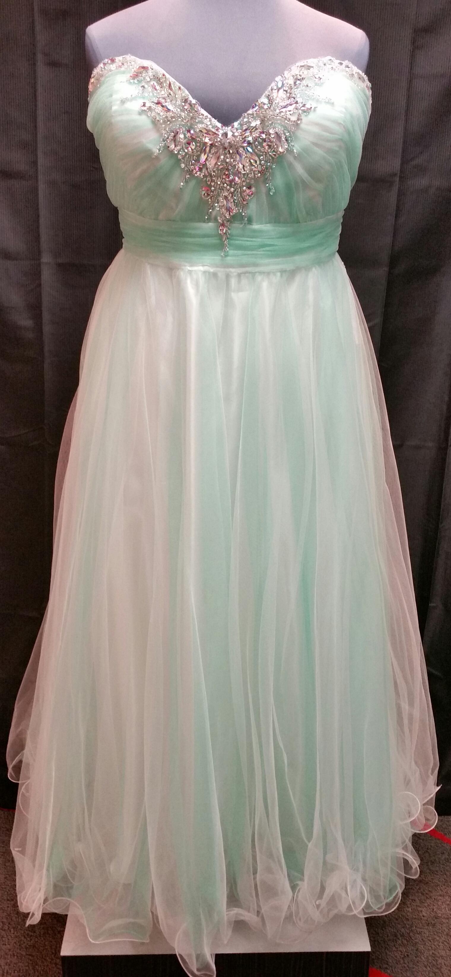 Unique Plus Size Prom Dresses