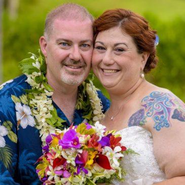 Rose's Hawaiian Dream Wedding