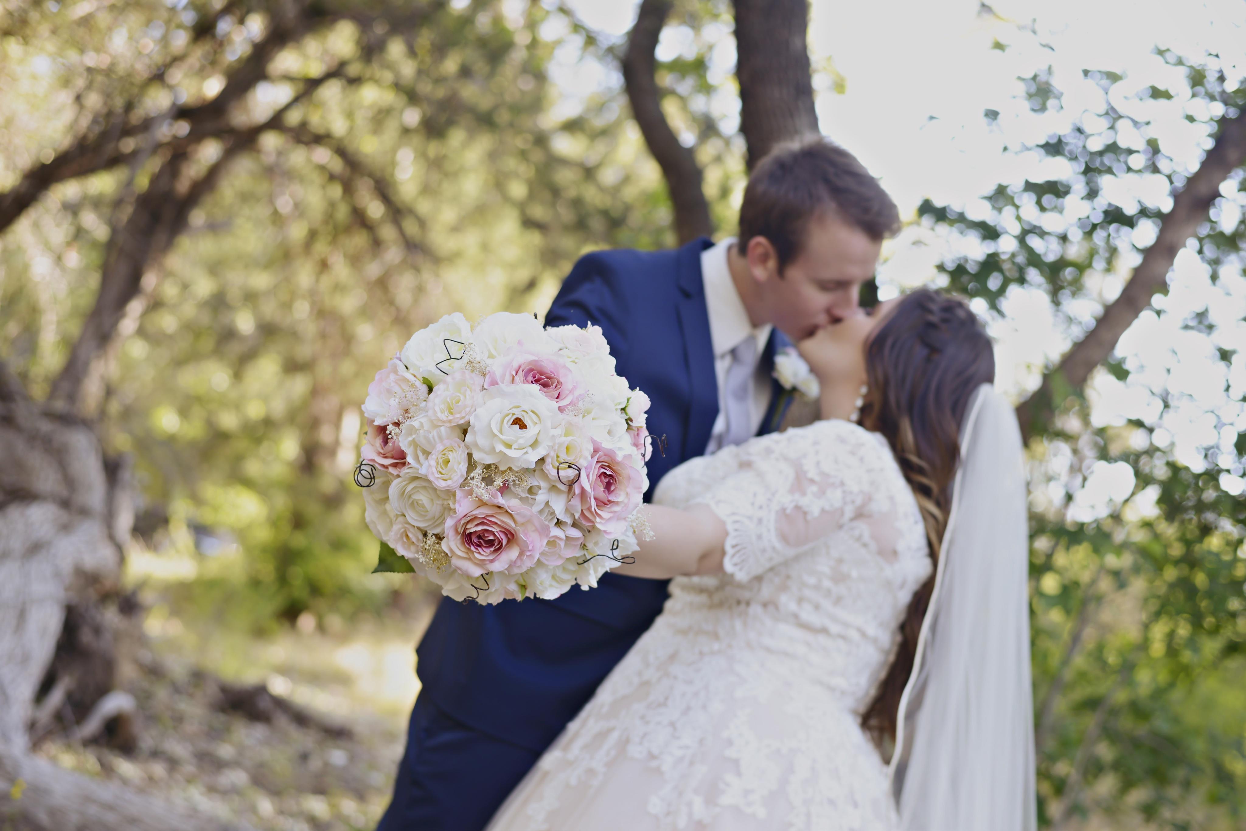 Allure Bridals Plus Size Wedding Dress