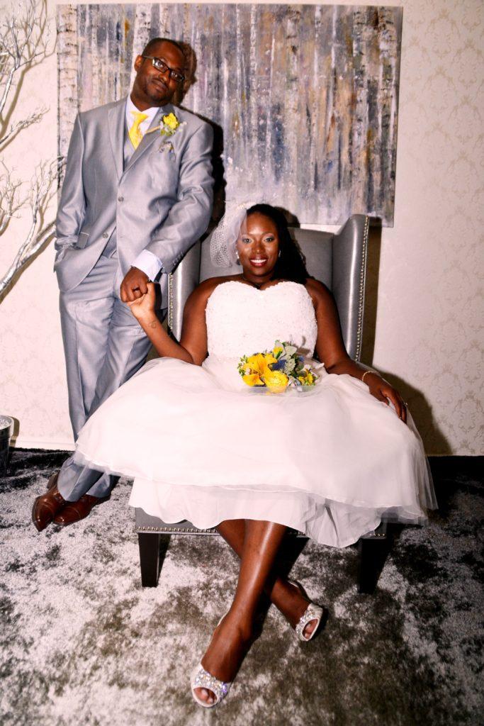 Erika\'s Tea Length Bridal Gown - Strut Bridal Salon