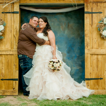 Kirstin's Cowboy Chic Wedding