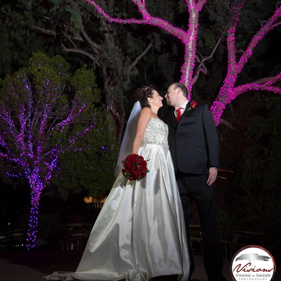 Stacys Bling Satin Ball Gown Wedding Dress