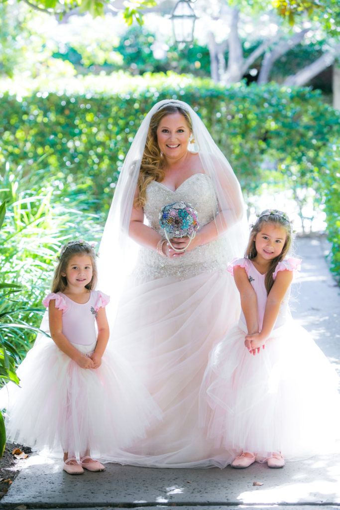 Tara\'s Sparkly Ballgown - Allure Bridals 8901 - Strut Bridal Salon