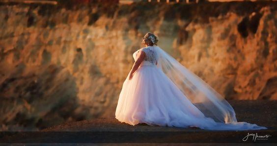 Ashley W. in Allure Bridals 9162