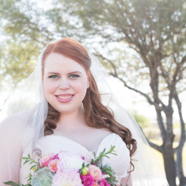 Maren's Colorful Arizona Wedding