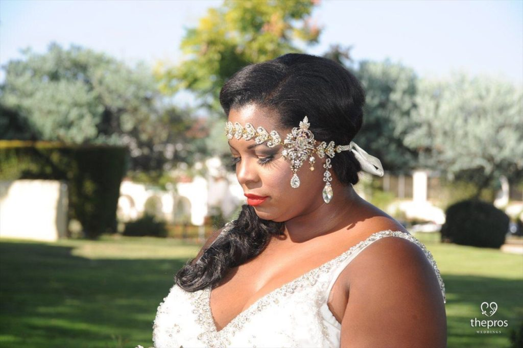 April S Gatsby Themed Wedding Strut Bridal Salon