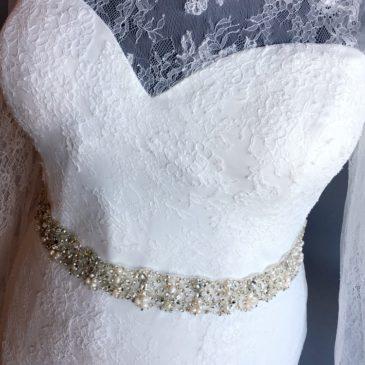 NEW: Plus Size Long Sleeve Lace Wedding Dress