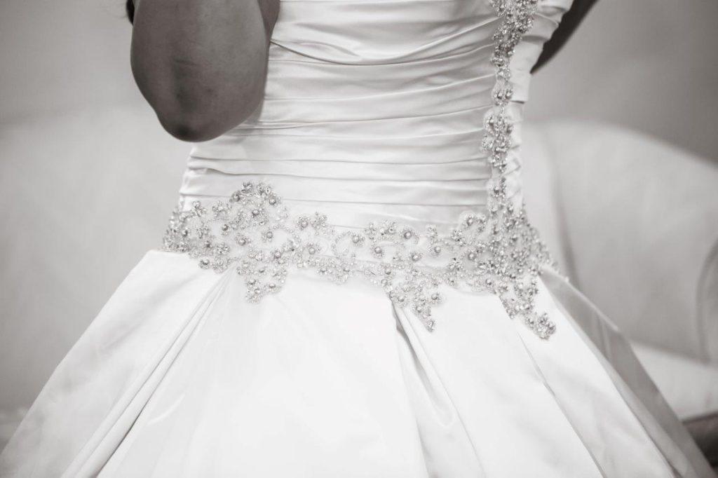 Lanora\'s Super Bling Ballgown Wedding Dress - Strut Bridal Salon