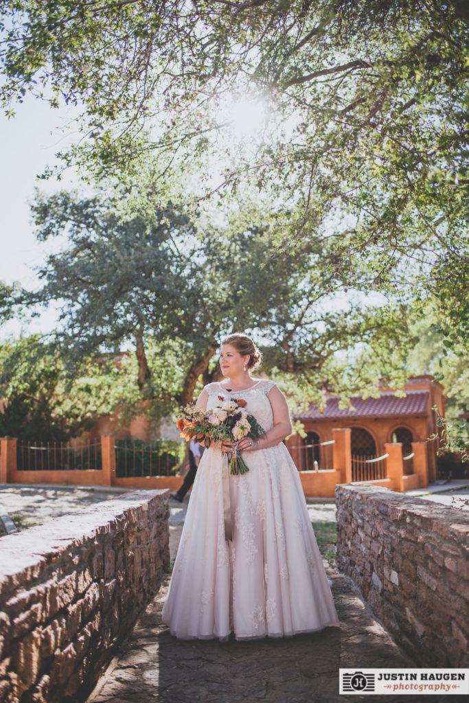 Margaret S Diy Ranch Wedding Strut Bridal Salon