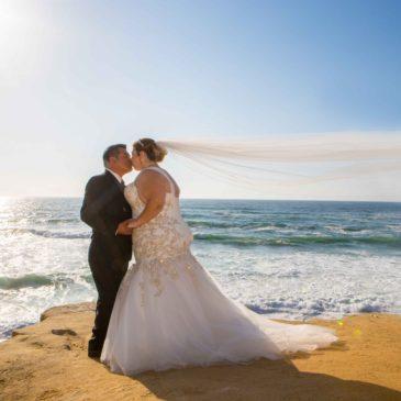 Tiffany's Beach-Side La Jolla Wedding