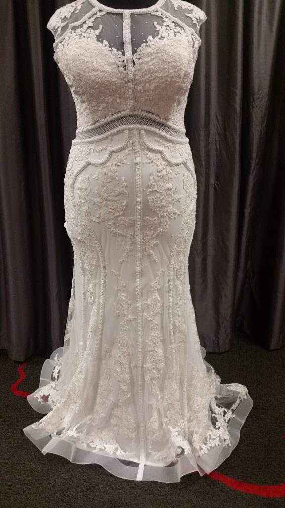 These New Plus Size Lace Wedding Gowns Are Available In Both Our Long Beach CA And Tempe AZ Locations We Would Love To Find You The Perfect Dress