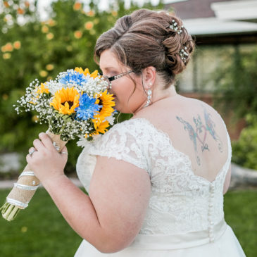 Bobbie's Laid-Back Country Wedding
