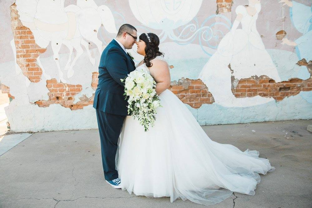 Wedding Gowns Az: Kimberly's Dreamy Fairytale Wedding In Mesa, AZ