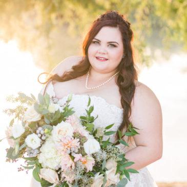 Lili's Glamourously Rustic Wedding in Florence, AZ