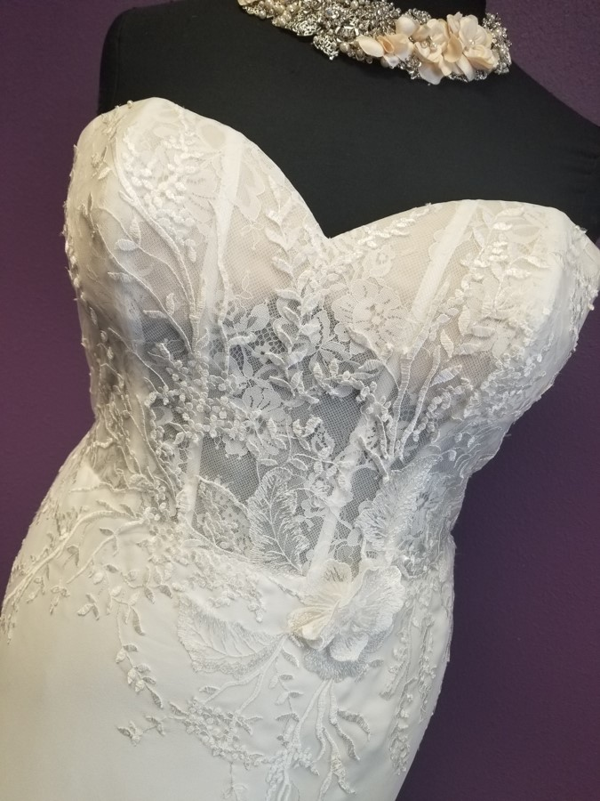 e95386b0a2d Sleek and Sexy Plus Size Wedding Dresses - Strut Bridal Salon