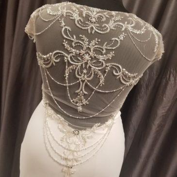 Sleek and Sexy Plus Size Wedding Dresses