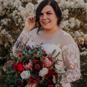 Emily's Winter Wonderland Wedding