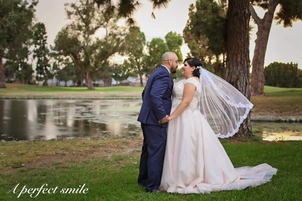 But Her Photos Of Vow Renewal At The Los Amigos Golf Course Are Worth Wait Because She S First To Be Featured In This Bridal Gown From Our
