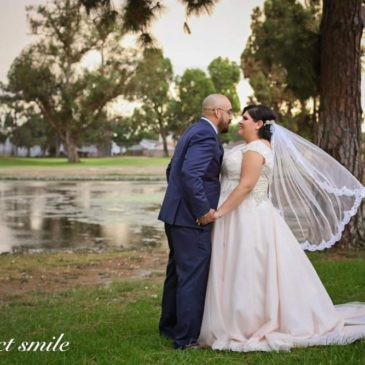 Yeny's Vow Renewal at the Los Amigos Golf Course
