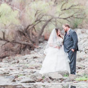 Patricia's Wedding at Saguaro Lake Guest Ranch