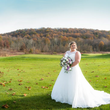 Courtney's Romantic Plus Size Ballgown