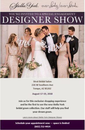 Strut Bridal Salon Plus Size Wedding Dresses