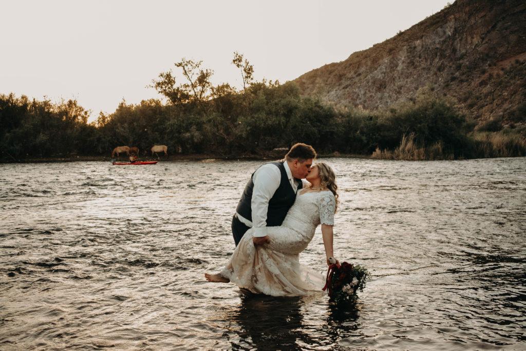 long sleeve lace sheath wedding dress plus size