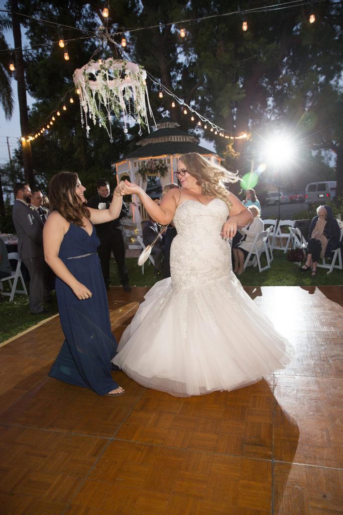 plus size bride Los Angeles, CA