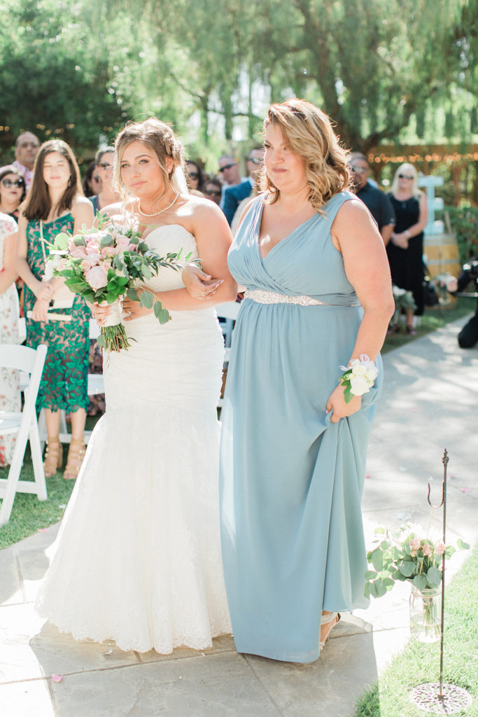MOB mother of the bride dress from Long Beach, CA bridal boutique