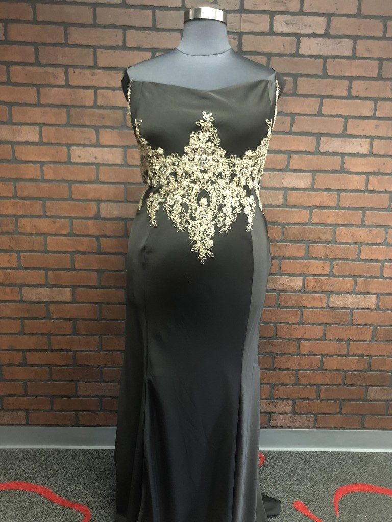 Awesome Black Prom Dresses