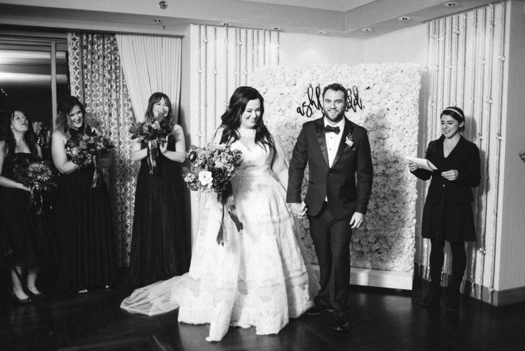 wedding reception Cosmopolitan Hotel Las vegas
