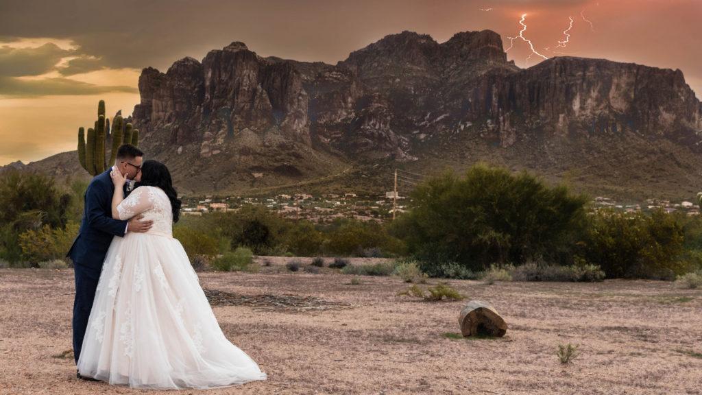 arizona real plus size bride