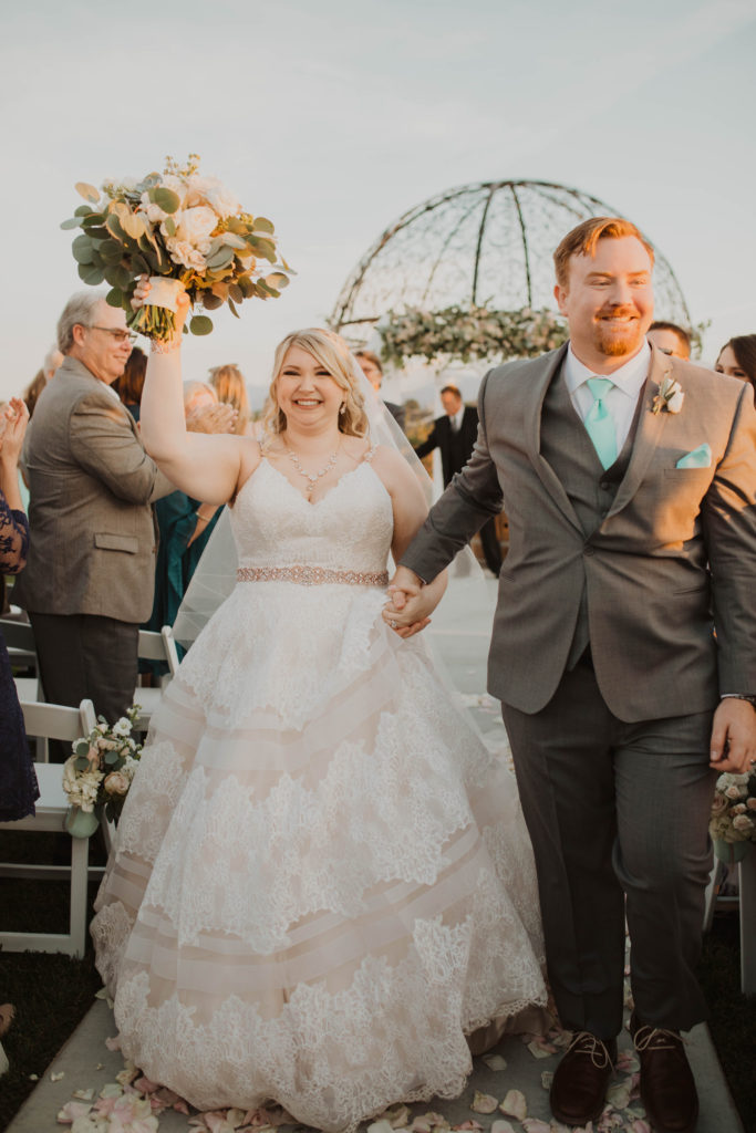 plus size wedding dress Los Angeles