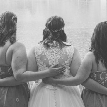 Kari's Gig Harbor Lakeside Wedding